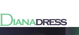 logo - diana dress